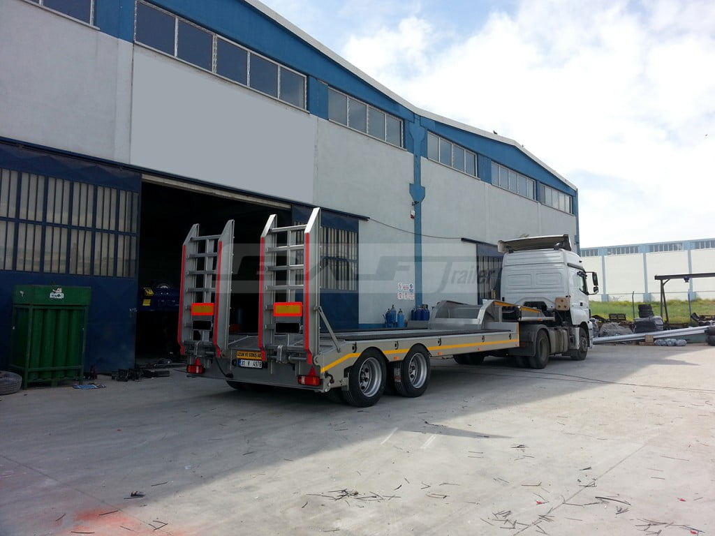2 Axle Lowbed