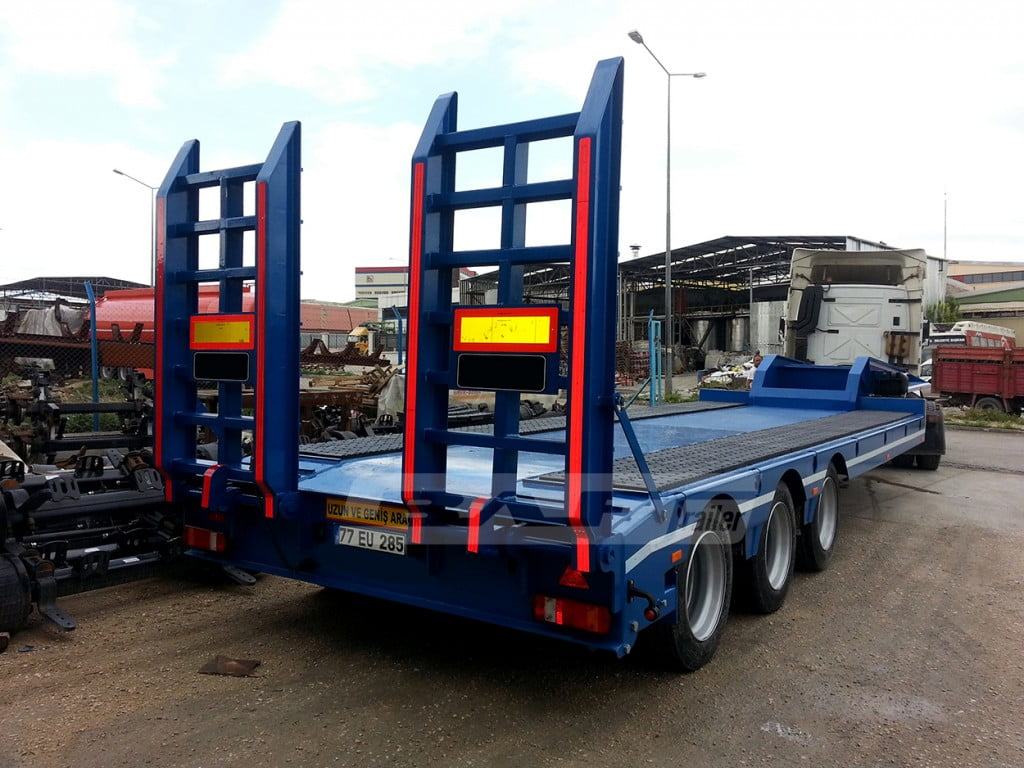 3 Axle Lowbed