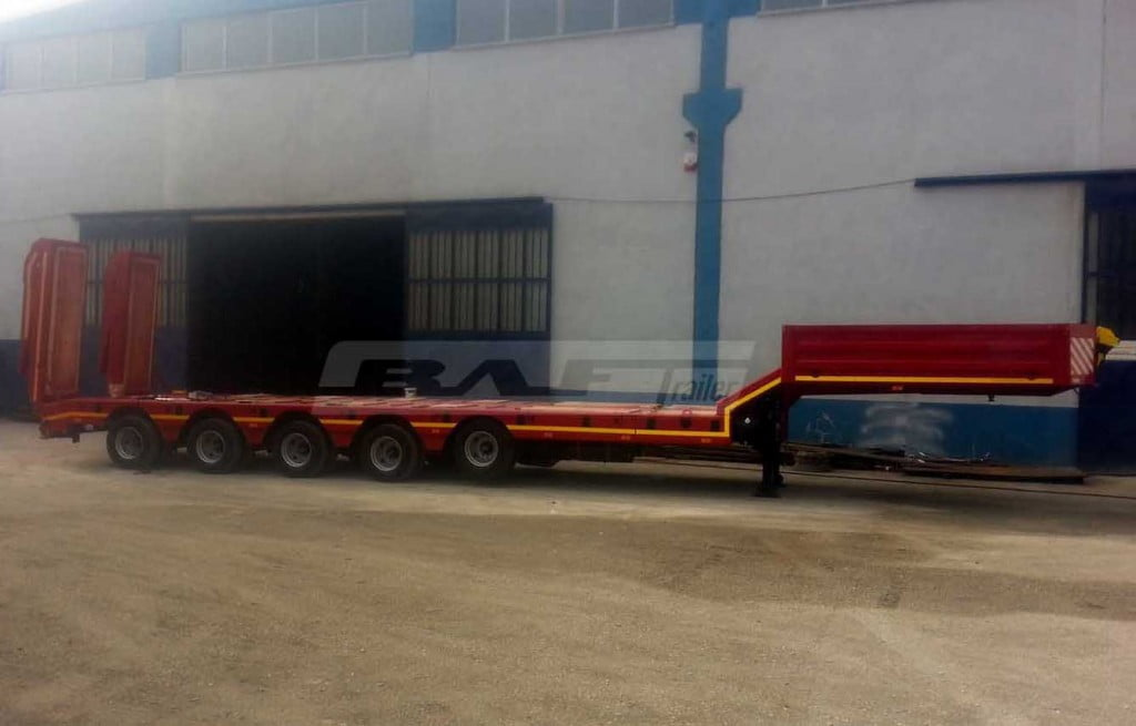 5 Axle Lowbed