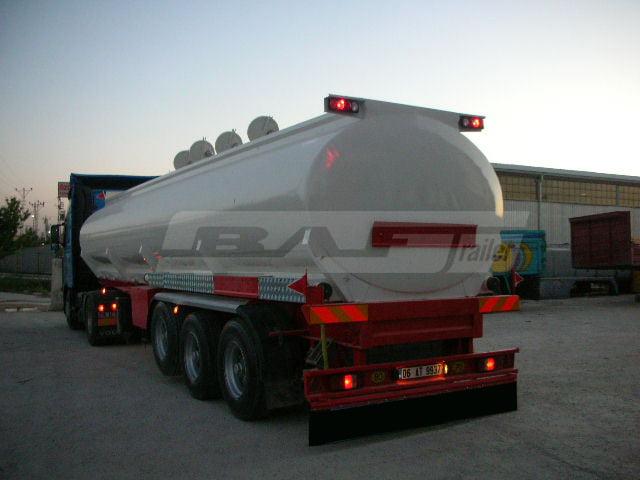 Bitumen (Asphalt) Tanker Trailer
