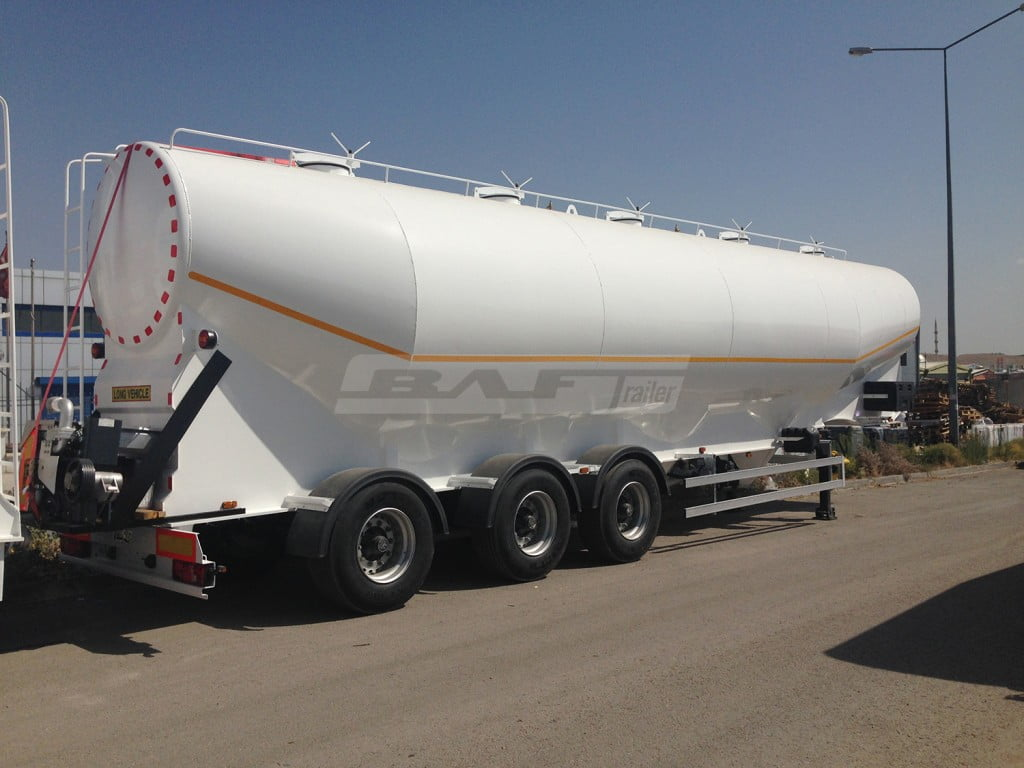 Tipping Cement (Silo) Trailer