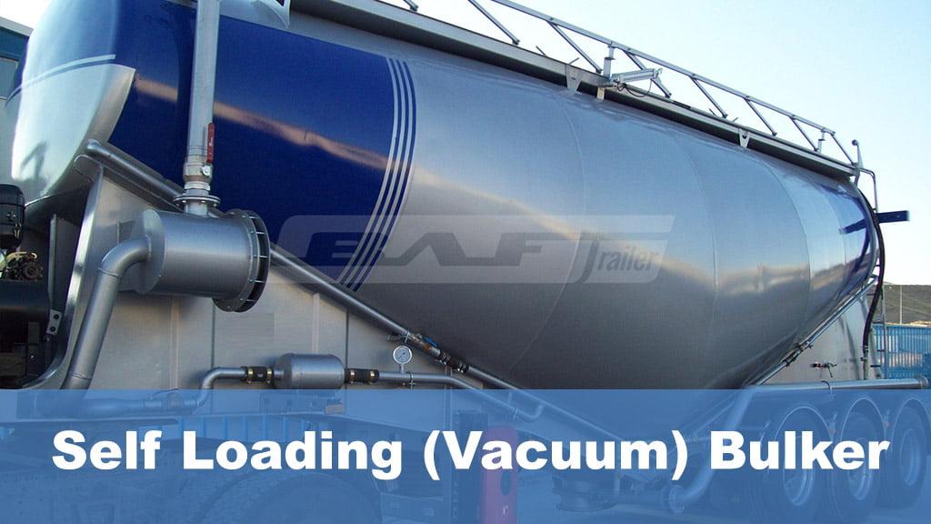 Self Loading (Vacuum) Bulker