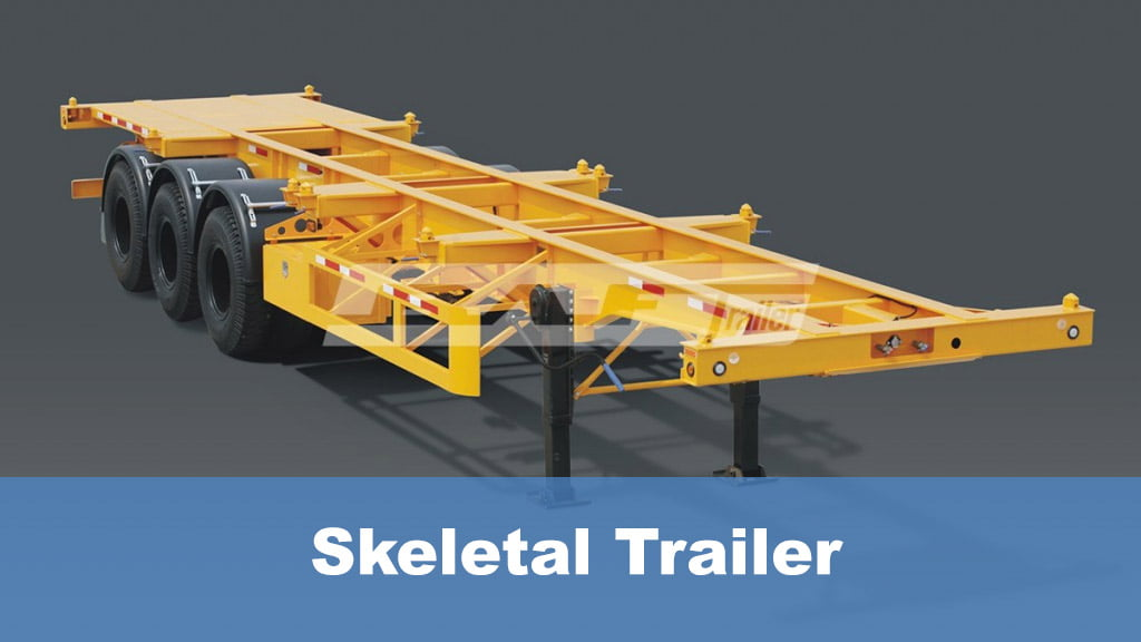 Skeletal Trailer