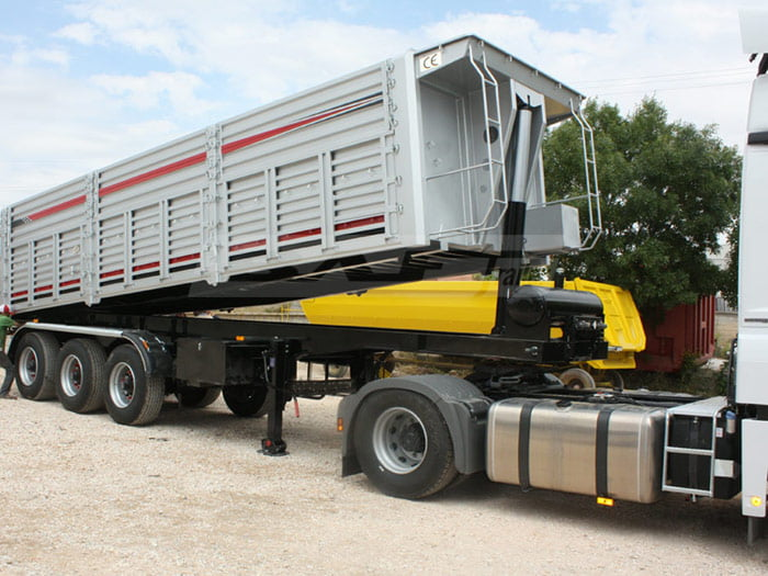 Cargo Tipper Trailer