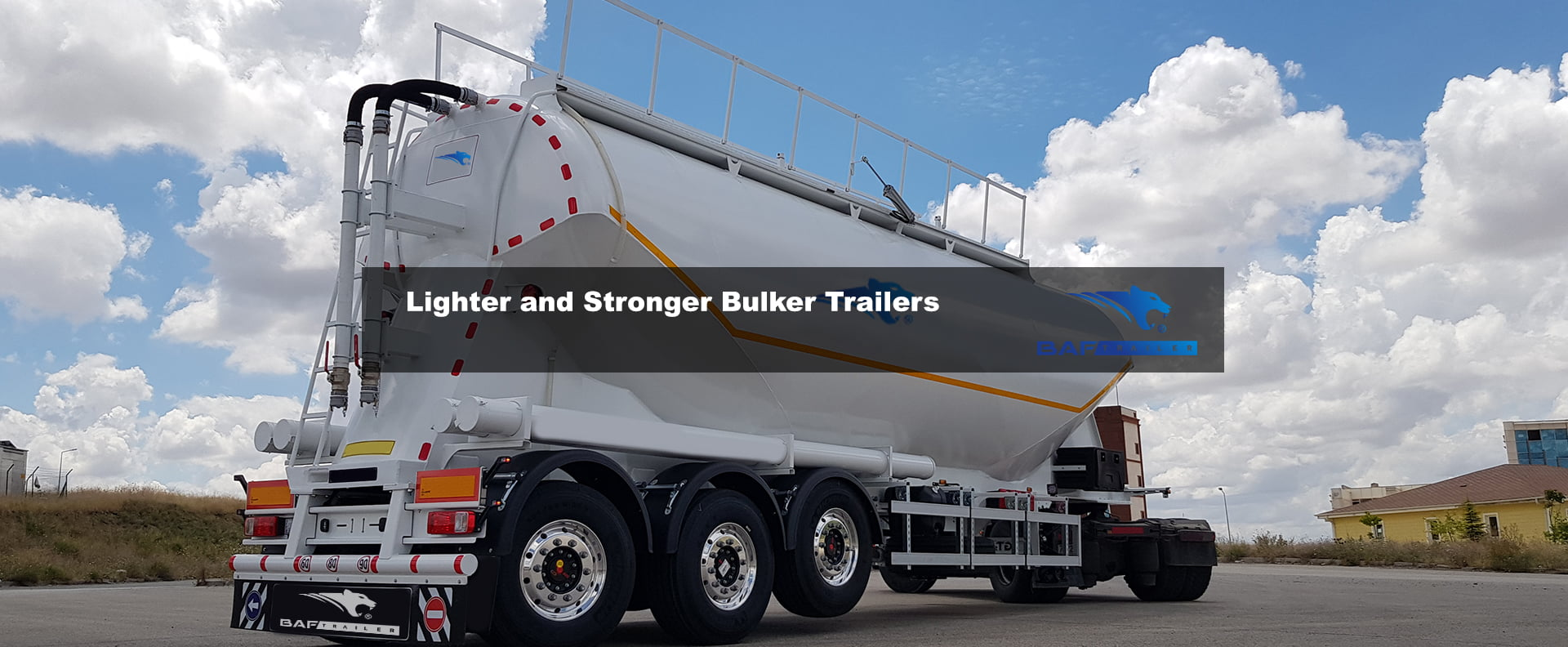 Lighter and Stronger Bulker Trailers